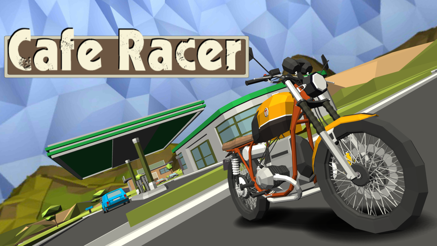 mobile racing redefined - cafe racer